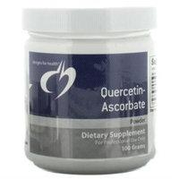Designs For Health - Quercetin-Ascorbate Powder - 100 Grams