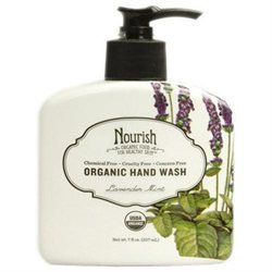 Nourish Organic™ Hand Wash Lavender Mint