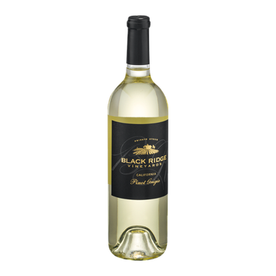 Black Ridge Vineyards California Pinot Grigio