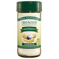 Frontier Herb Arrowroot Powder - 2.72 oz,(Frontier)