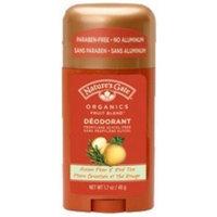 Nature's Gate Organics Fruit Blend Deodorant, Grapefruit and Wild Ginger, 1.7 Ounce