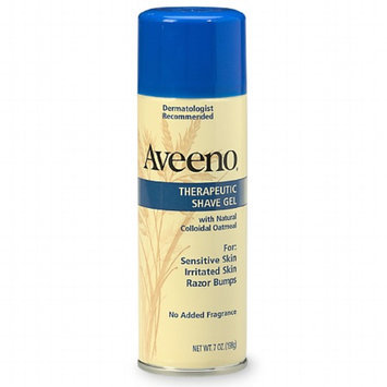 Aveeno Shave Gel