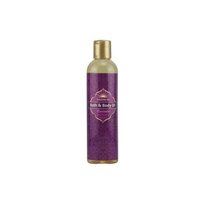 Sunshine Spa, Bath & Body Oil Lavender 8 oz