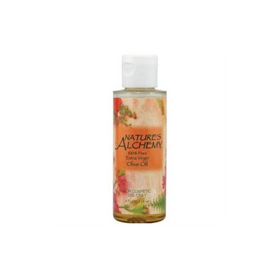 tures Alchemy Carrier Oil Olive, Extra Virgin, 4 oz, Nature's Alchemy