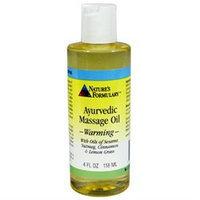 tures Formulary Nature's Formulary Warming Massage Oil - 4 fl oz