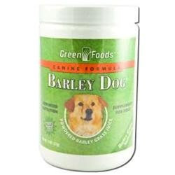 Green Foods Barley Dog - 11 oz