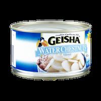 Geisha Sliced Water Chestnuts