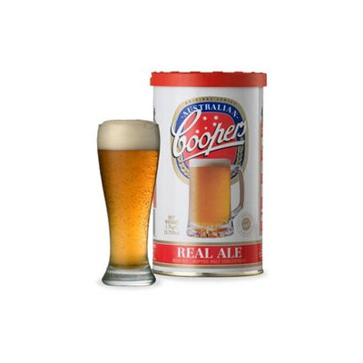Coopers DIY 11-00884-00 Real Ale Hopped Malt Refill