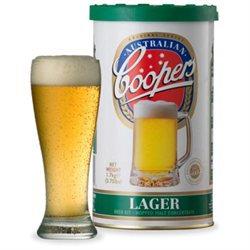 Coopers DIY 11-00918-00 Lager Hopped Malt Refill