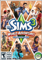 Electronic Arts The Sims 3 World Adventures Expansion Pack (Win/Mac)