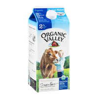 Organic Valley Milk 2% Reduced Fat