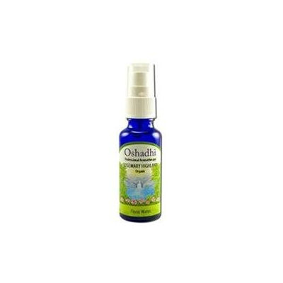 Oshadhi - Professional Aromatherapy Wild Highland Rosemary Certified Organic Essential Oil - 10 ml.