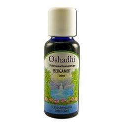 Oshadhi - Professional Aromatherapy Bergamot Select Essential Oil - 5 ml.