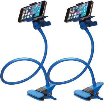 Streamline, Inc. (Set of 2) Flex & Hold Mobile Phone Mount Usable on Most Cells & Surfaces