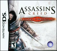 UbiSoft Assassin's Creed: Altair's Chronicles