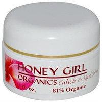 Honey Girl Organics Cuticle & Nail Creme