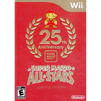 Super Mario All Stars All-stars: Limited Edition For Nintendo Wii