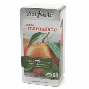 Tea Forte Herbal Retreat Organic Relaxation Tea