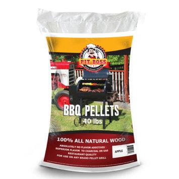 Pit Boss Wood Pellet Fuel - Apple - 40 lb bags