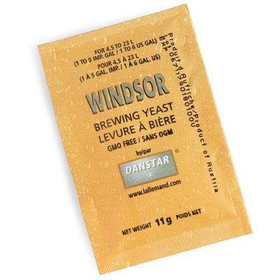 Danstar Windsor Brewing Yeast, 0.39-Ounce Packet