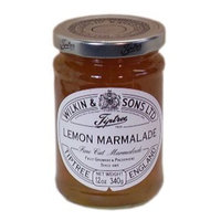 Tiptree Lemon Fine Cut Marmalade 12 oz