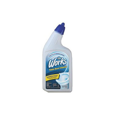 Home Care Labs 24oz Toilet Bowl Cleaner 33317WK