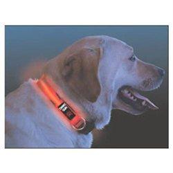 Nite Ize Small Orange LED Dawg Collar