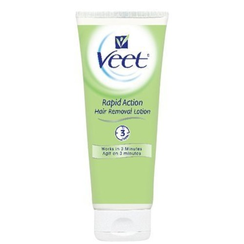 Veet Rapid Action Hair Remover Lotion-6.76 oz