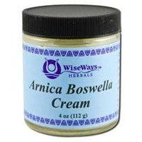WiseWays Herbals - Arnica Boswella Cream 4 oz