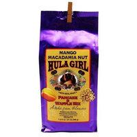 Hula Girl Mango Macadamia Nut Pancake & Waffle Mix