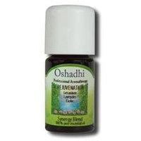 Oshadhi - Professional Aromatherapy Rejuvenation Synergy Blend Essential Oil - 5 ml.