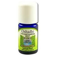 Oshadhi - Professional Aromatherapy Deep Warmth Synergy Blend Essential Oil.
