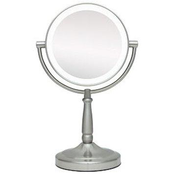 Zadro Dual sided LED Vanity mirror