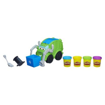 Play Doh Play-Doh Trash Tossin' Rowdy the Garbage Truck