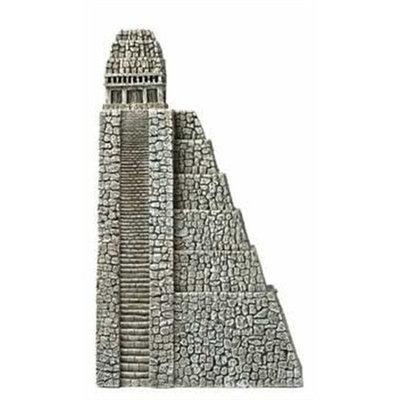 Hydor H2Show Lost Civilization - Left Aztec Pyramid Decoration 12