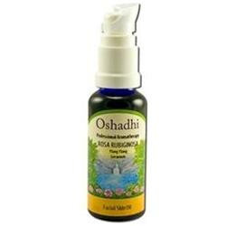 Oshadhi - Professional Aromatherapy Facial Skin Oil Organic Rosa Rubiginosa - 30 ml.