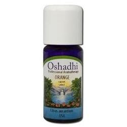 Oshadhi - Professional Aromatherapy Sweet Orange Extra Certified Organic.