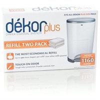 Regal Lager Diaper Dekor Plus 2 Pack Refills