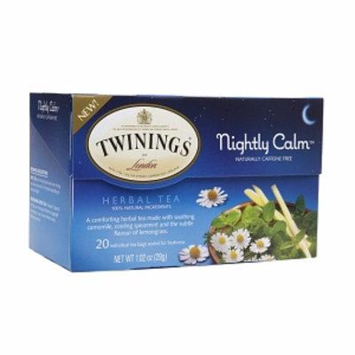 Twinings Nightly Calm Tea, 20 ea