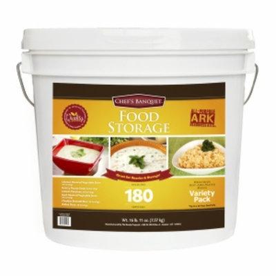 Chef's Banquet ARK Food Storage Kit, 180 Servings, 1 ea