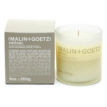 Malin+goetz MALIN+GOETZ Candle, 60 Hours - Vetiver, 9 oz