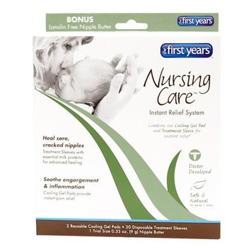 The First Years Nursing Care Instant Relief System