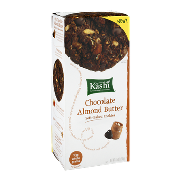 Kashi Cookies Soft-Baked Chocolate Almond Butter