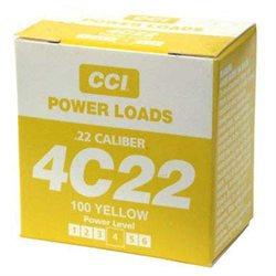D.T. Systems Blank Powerloads Medium Yellow