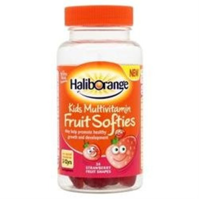 Haliborange Kids Multivitamin Fruit Softies