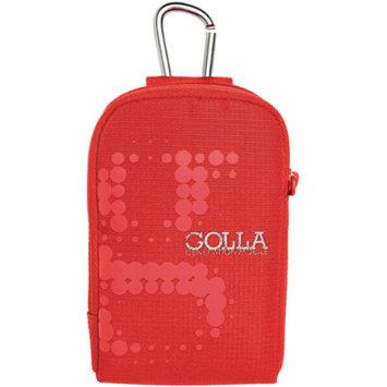 Golla Gage Digital Camera Bag - Red (G1145)