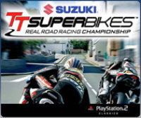 Sony Computer Entertainment America Suzuki TT Superbikes Real Road Racing Championship