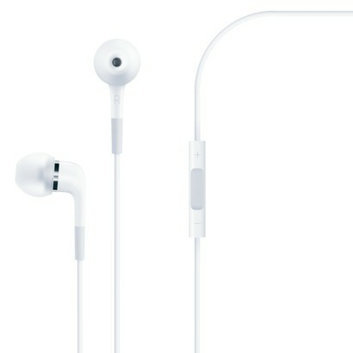 Apple In-Ear Headphones (MA850G/A) with Remote