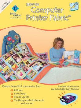 June Tailor JT902 Sew-In Computer Printer Fabric