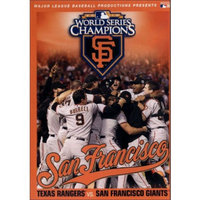 MLB: 2010 World Series - San Francisco Giants